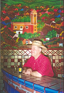 Mexican holidays in El Quelite are the dream of Dr. Marcos Osuna.